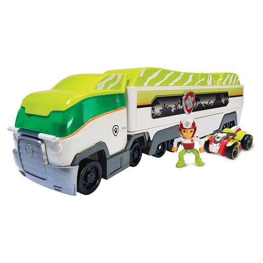 Patrulla Canina Jungle Rescue Autobús Jungle Patroller