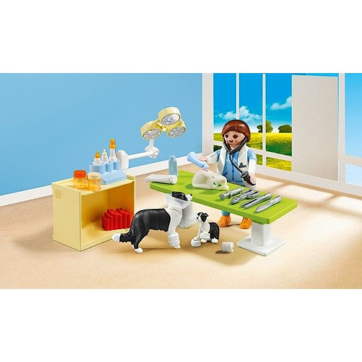 Playmobil City Life Maletín Veterinario