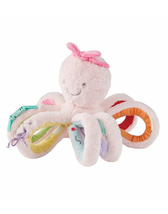 Pink Octivity Pal Plush