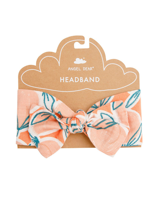 Peachy Headband 0-12 MO