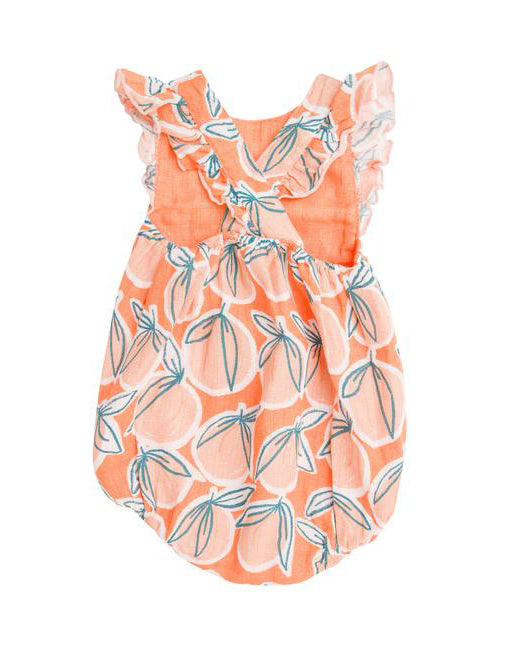 Peachy Sunsuit
