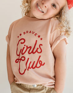 Brave Girls Club Kids T-Shirt