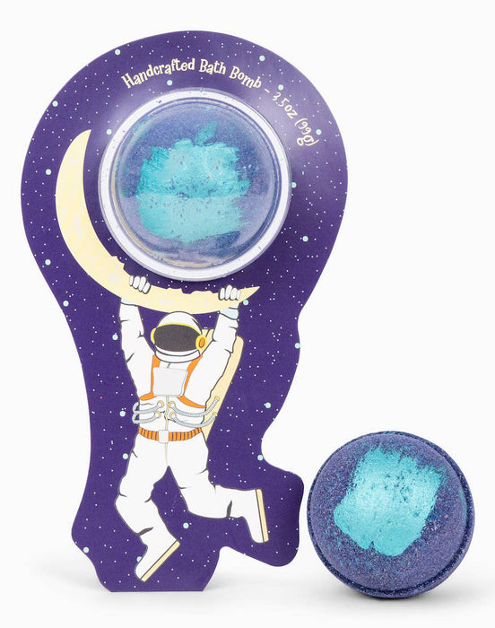 Reach For The Stars Astronaut Clamshell Bath Bomb