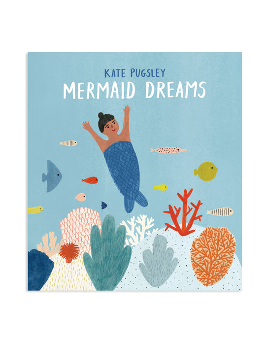 Mermaid Dreams Book