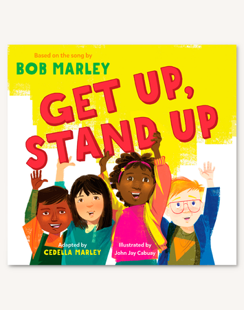 Get Up Stand Up Book