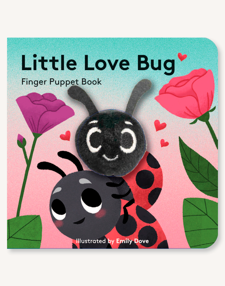 Little Love Bug Book