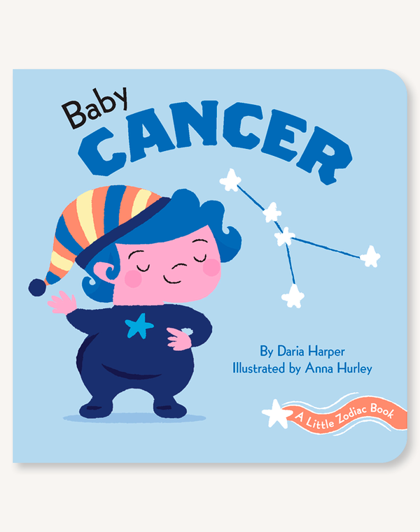 Baby Cancer Book