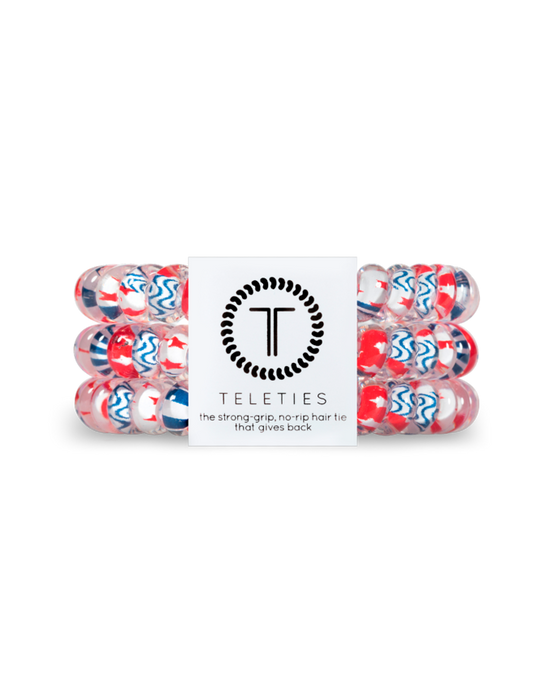 Teleties 3 Pack Small - All American