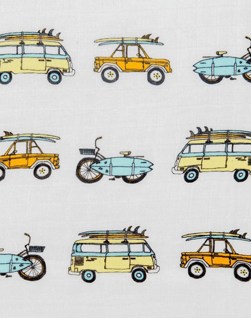 Surf Mobiles Swaddle