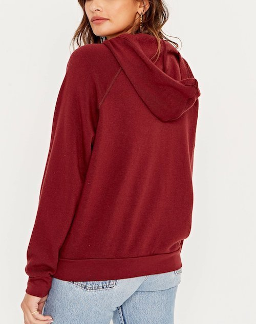 Hungover/Happy Hour Reversiable Hoodie