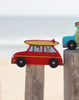 Surfs Up Mini Roller Cars - Red