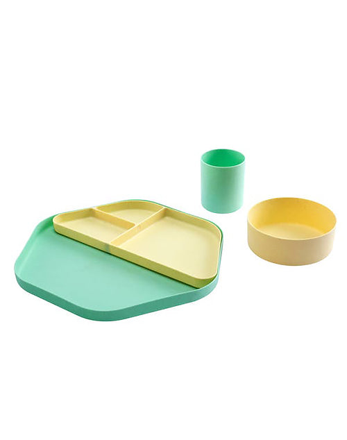 Kids Dinner Set - Fern