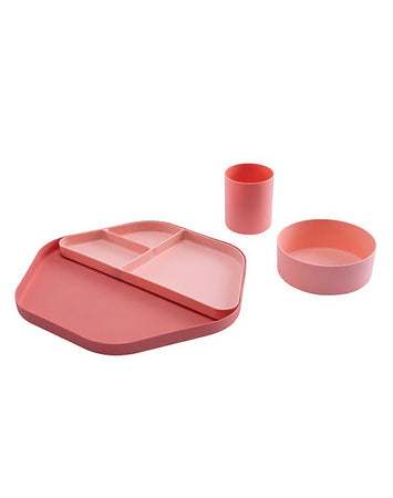 Kids Dinner Set - Lotus