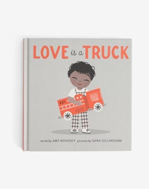 Love is a Truck Book