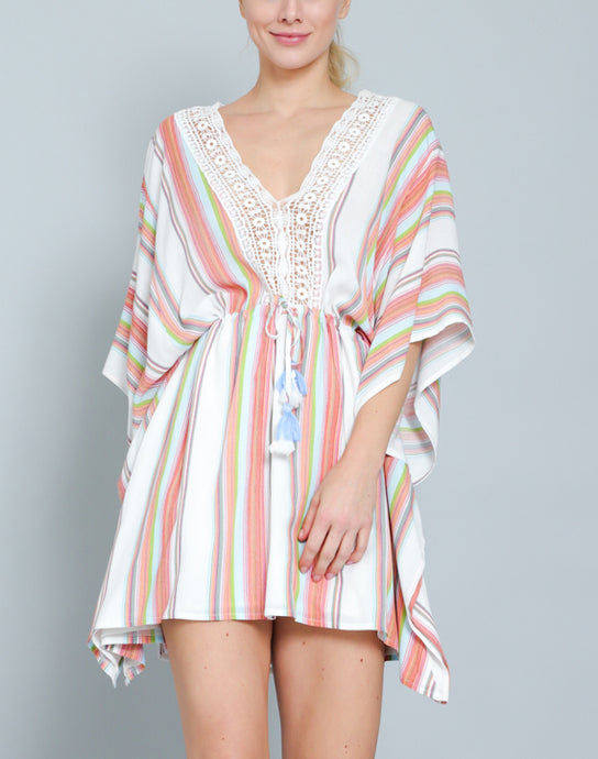 Caftan Candy Coverup