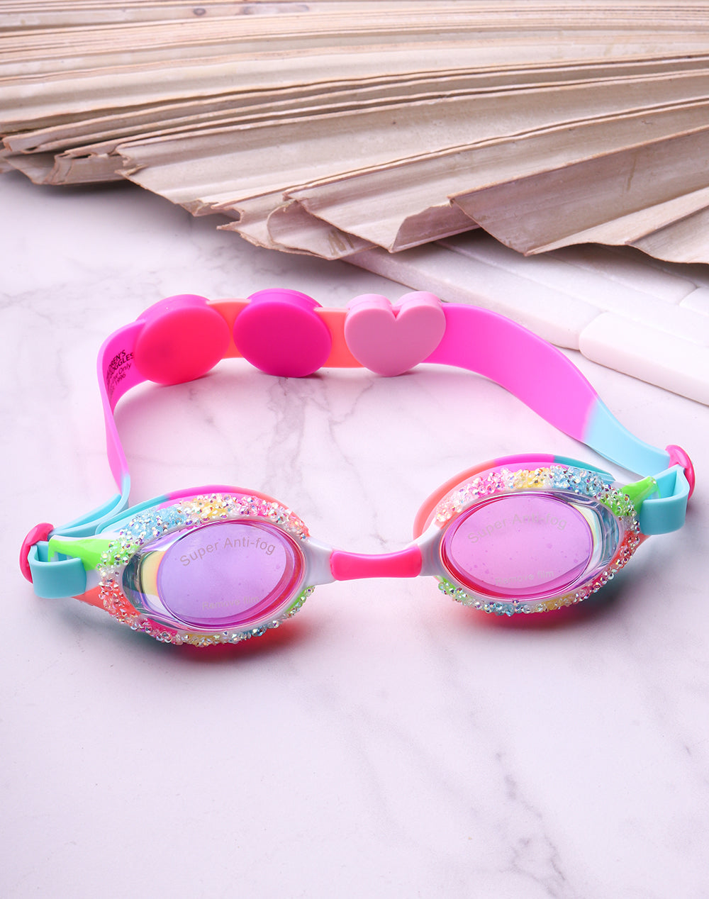 Pixie Stix Goggles - Candy Sticks