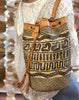 Borneo Sling Backpack - Light Brown