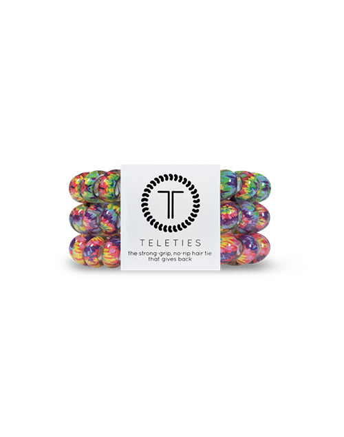 Teleties 3 Pack Large - Psychedelic