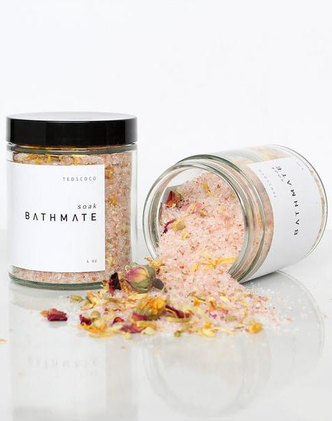 Bathmate Salt Soak