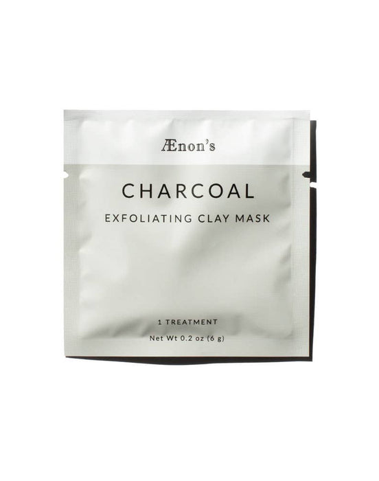 Charcoal Exfoliating Clay Mask