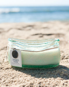 Windward Boat 14 oz Candle - Seagrass & Aloe