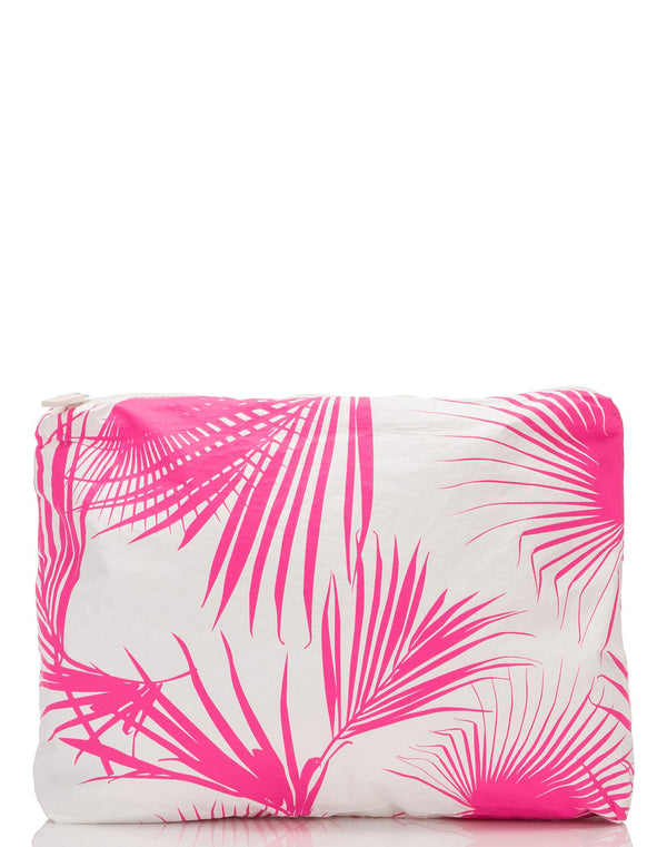 Mid Day Palms Neon Pink