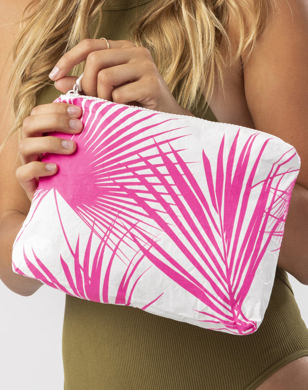 Small Day Palms Neon Pink