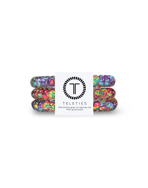 Teleties 3 Pack Small - Psychedelic
