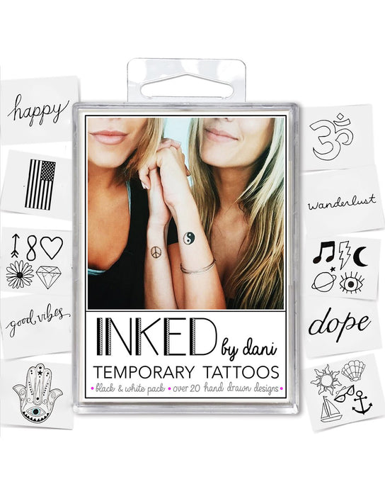 The Black and White Tattoo Pack