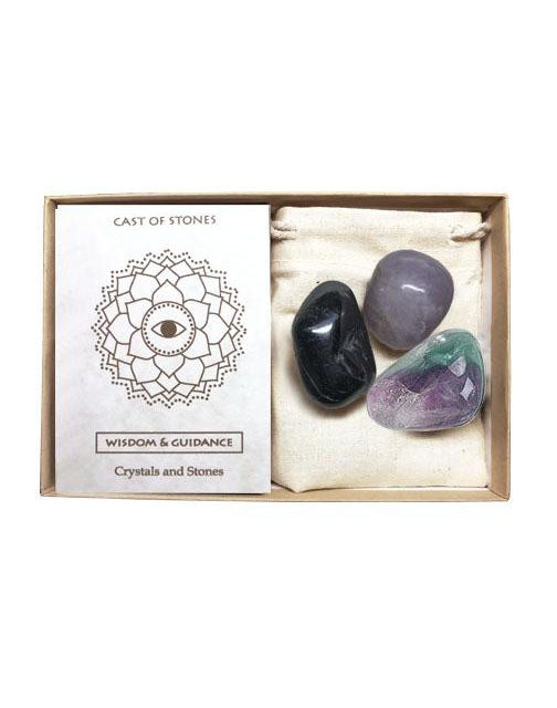 Wisdom And Guidance Stone Set