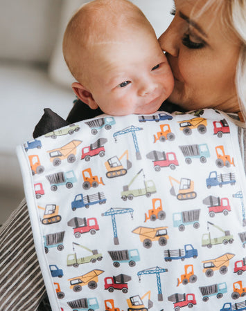 Diesel Burp Cloth Set