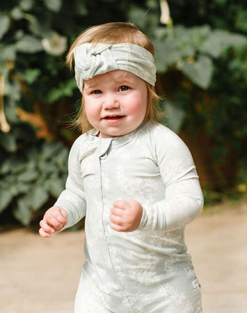 Headband In Tencel-Fern 0-6M
