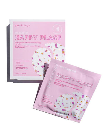 Mood Patch Happy Place Eye Gels