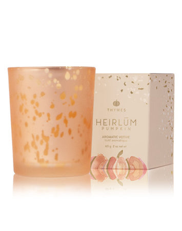 Heirloom Pumpkin Candles 2oz