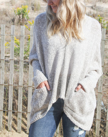 North Oversized Sweater