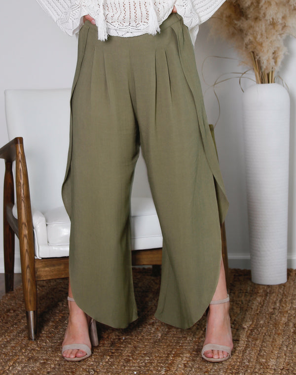 Ripely Wide Leg Pants