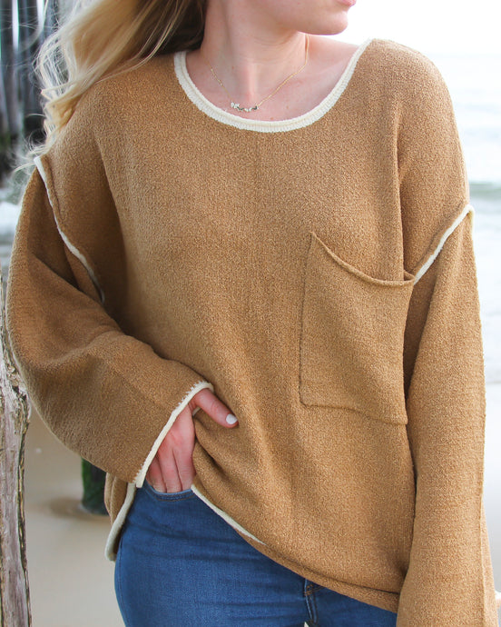 Jackie Oversized Sweater