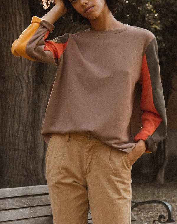 Dawn Crew Neck Sweater