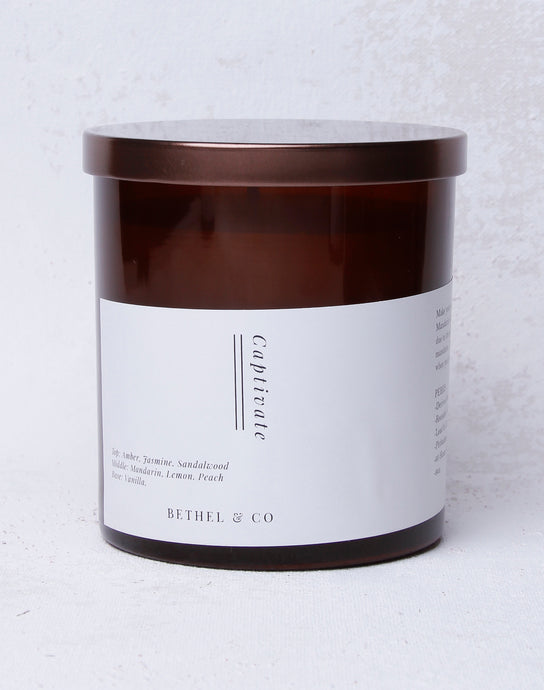 Captivate Candle 6oz