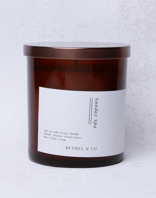 Sunday Spa Candle 6oz