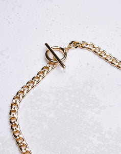 Cuban Link Necklace - Gold
