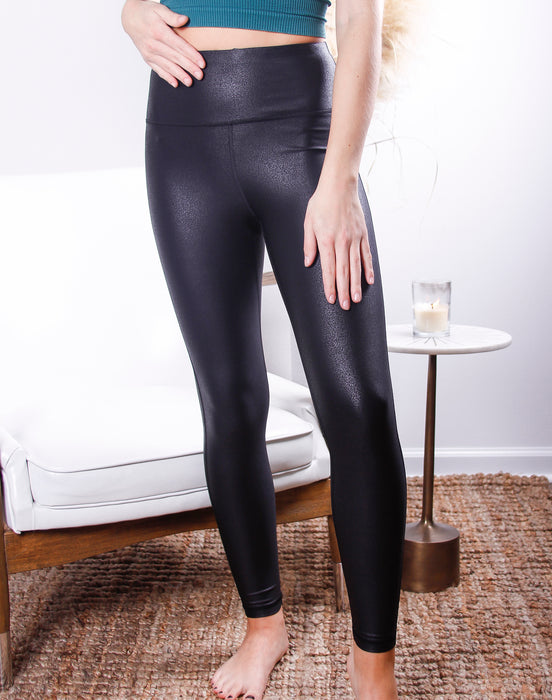 Phoenix Highwaist Foil Leggings