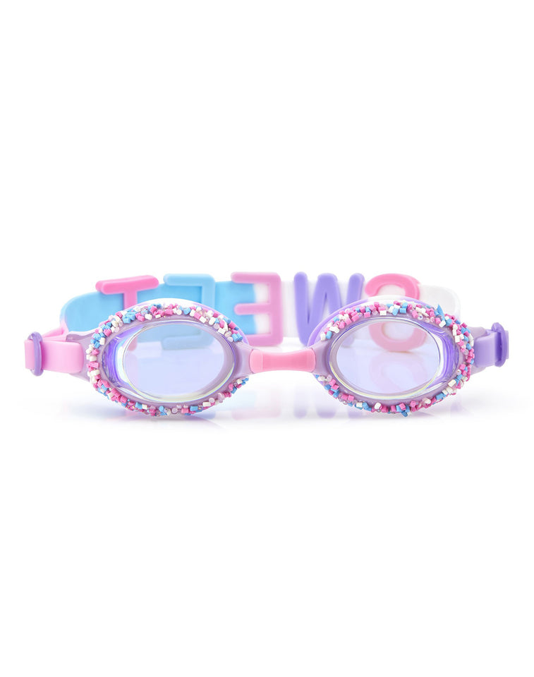 Funfetti Purple Kids Goggles
