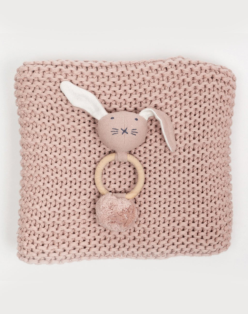 Comfy Knit Baby Gift Set Berry