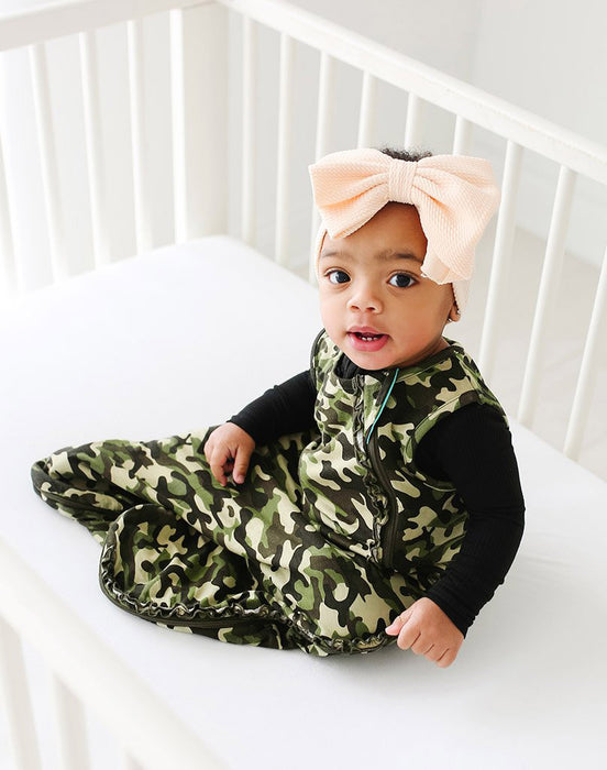 Cadet Tog Sleeveless Ruffles Sleep Bag 0-6M