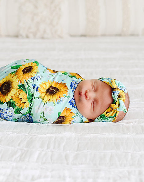 Sunny Infant Headwrap