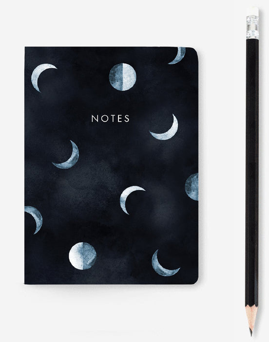Moons Mini Notebook