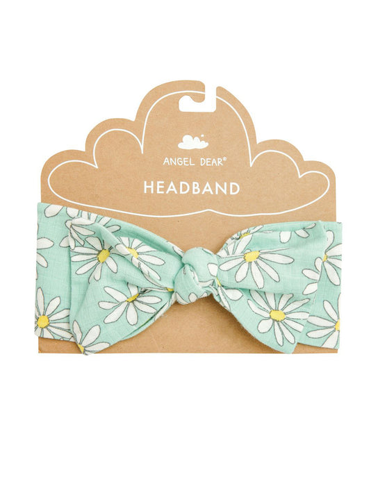 Flower Power Headband 0-12 MO