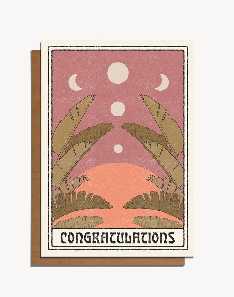 Congratulations Card
