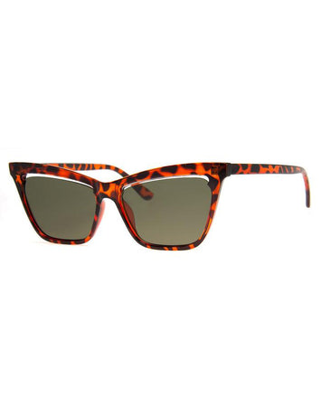 Tippy Tortoise Sunglasses